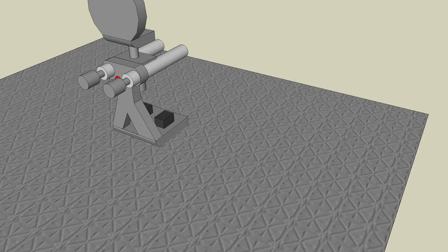 updated kung fu robot