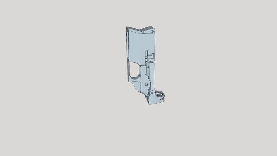 IvanTheTroll's U-Bolt Vanguard AR lower