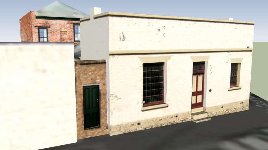 The Kangaroo Inn 1824, Launceston