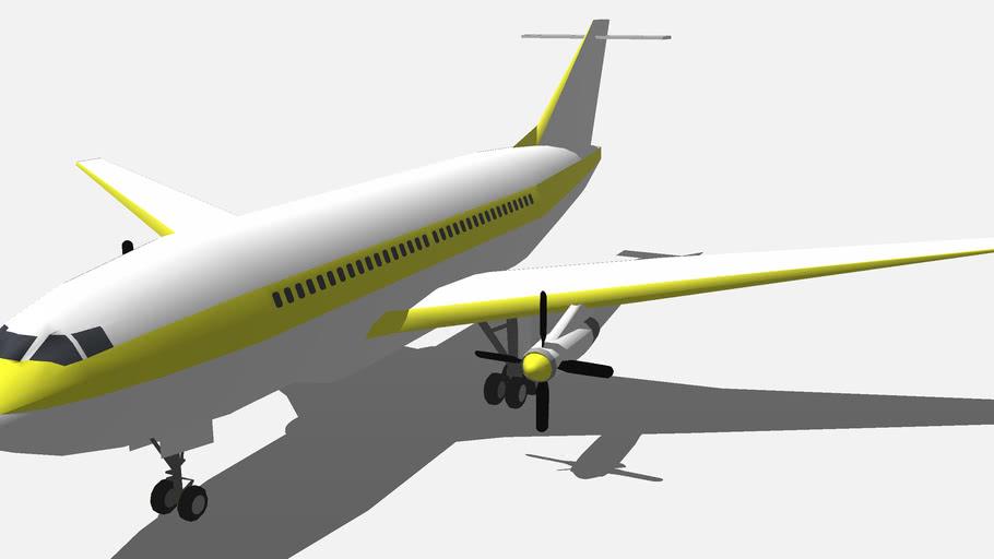 Matty Airways ATR 42