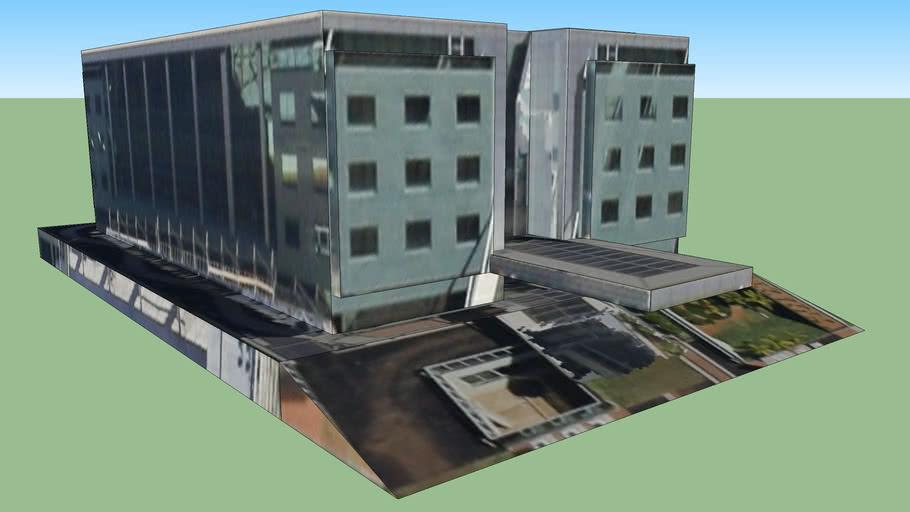 ブラジリア - ブラジリア連邦直轄区, ブラジルにある建物