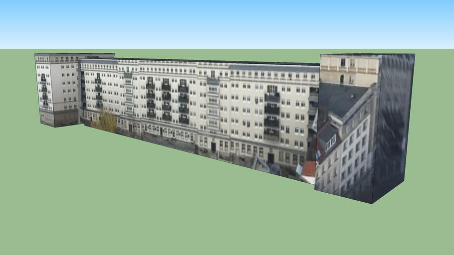 Edificio in Berlino, Germania
