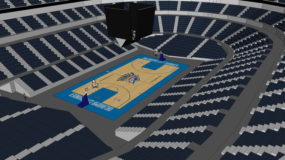 Chesapeake Arena (Oklohoma City Thunder)