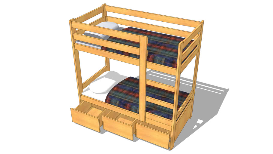 YQ Double Bed A