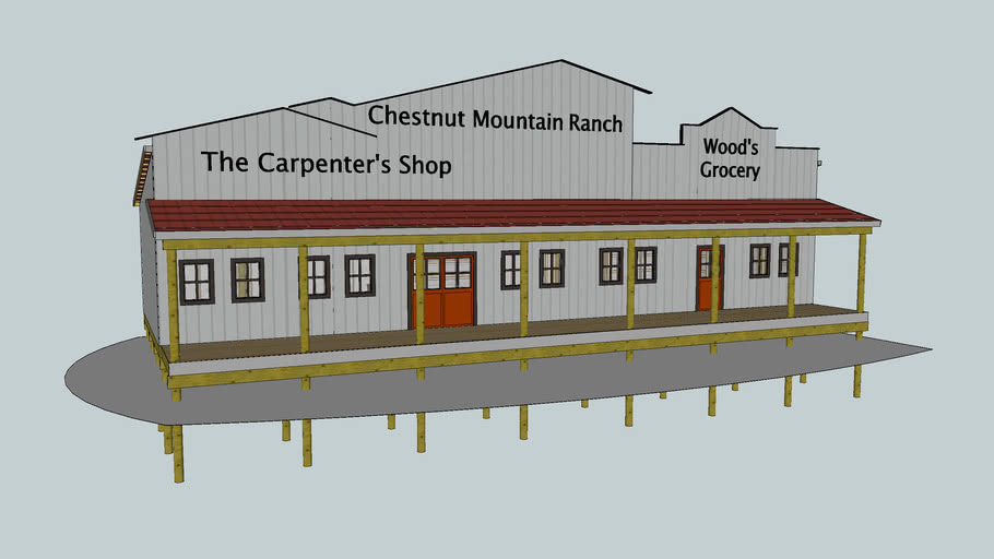 CMR Woodshop and Grocer