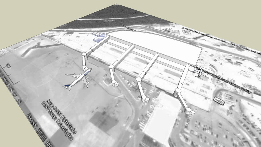 TNCM New Airport Terminal