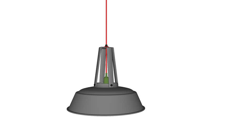 Oldschool lamp