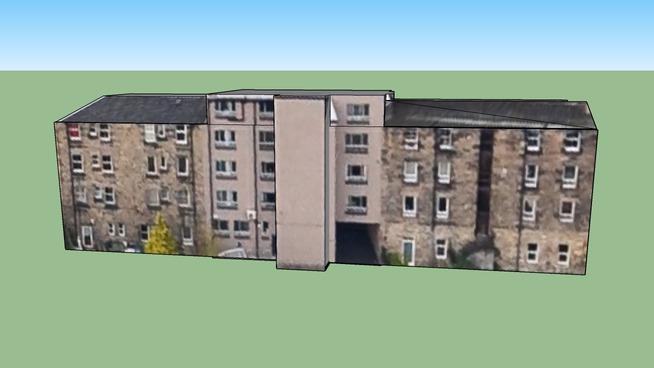 Bygning i Edinburgh EH6 6XG, Storbritannien
