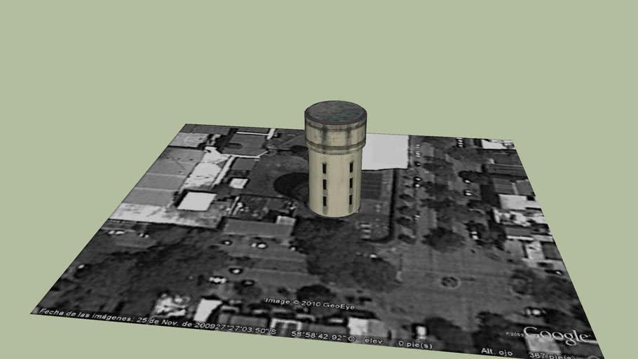 Tanque Colegio industrial