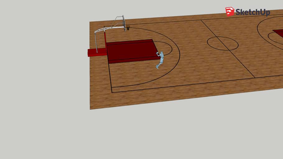Cancha Basketball