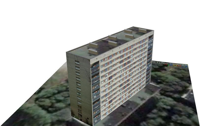 12-ти этажный дом