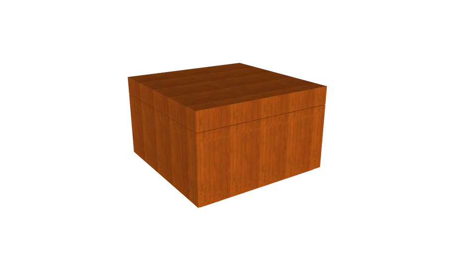 Cube Occassional Table 30x30