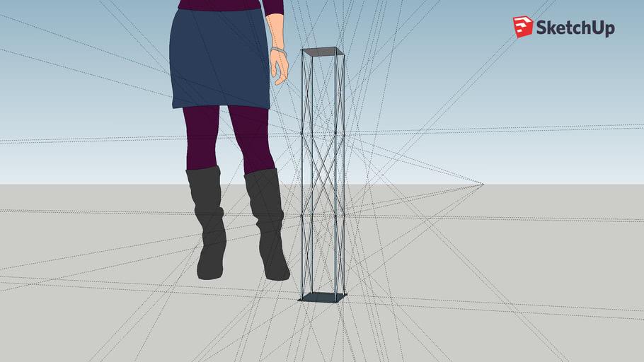 Earthquake Resistant Shelter/Tower STEM