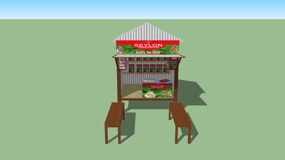 Bangladeshi Tea Booth