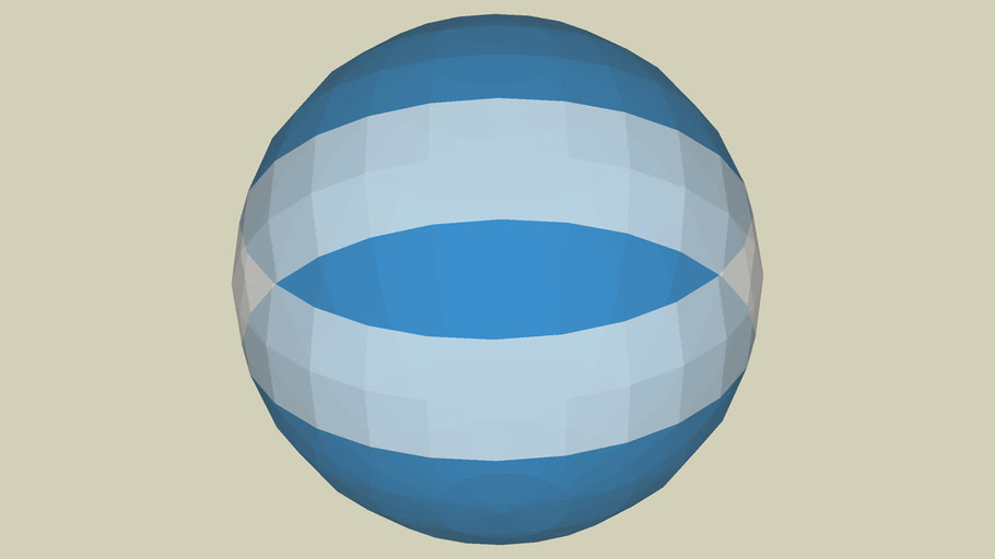 cheap sphere that looks cool