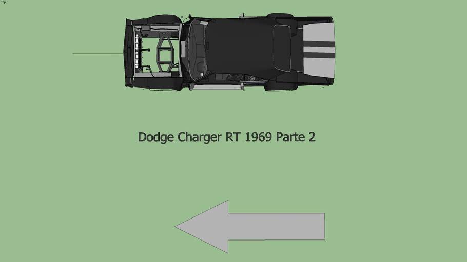 Dodge Charger R/T 1969 Parte 2