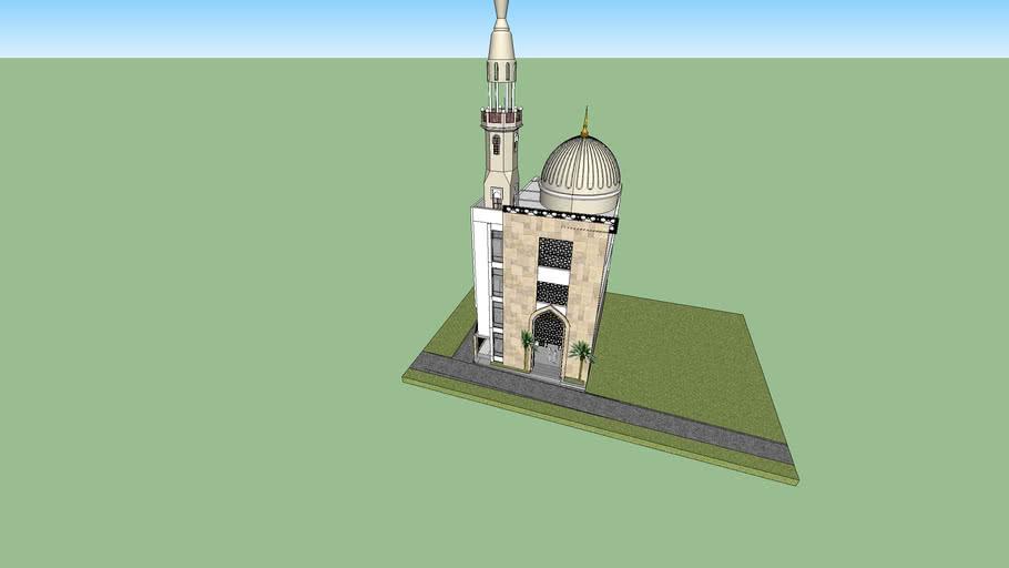 mosque gazipur