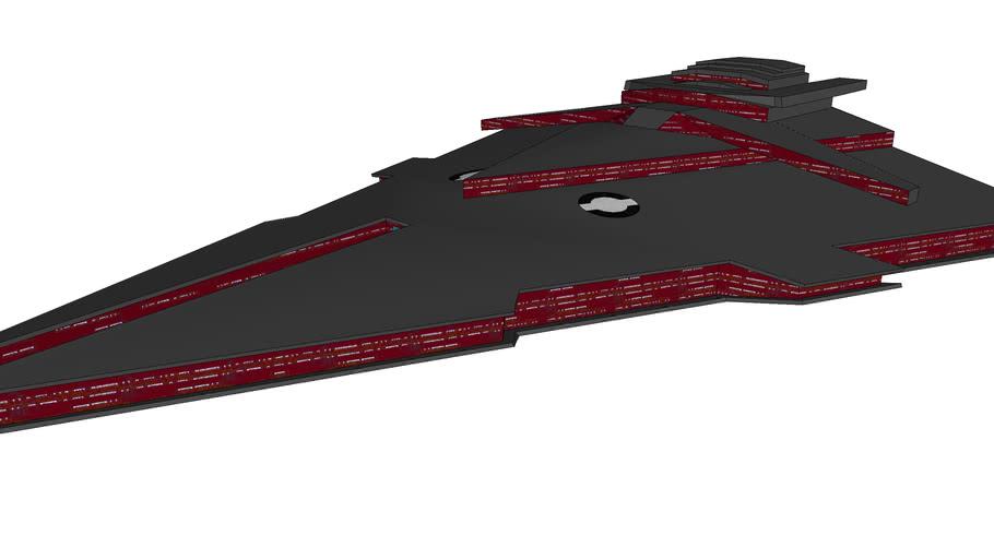 """""""Deathless"""" Harrower/S2S-class Dreadnaught"""