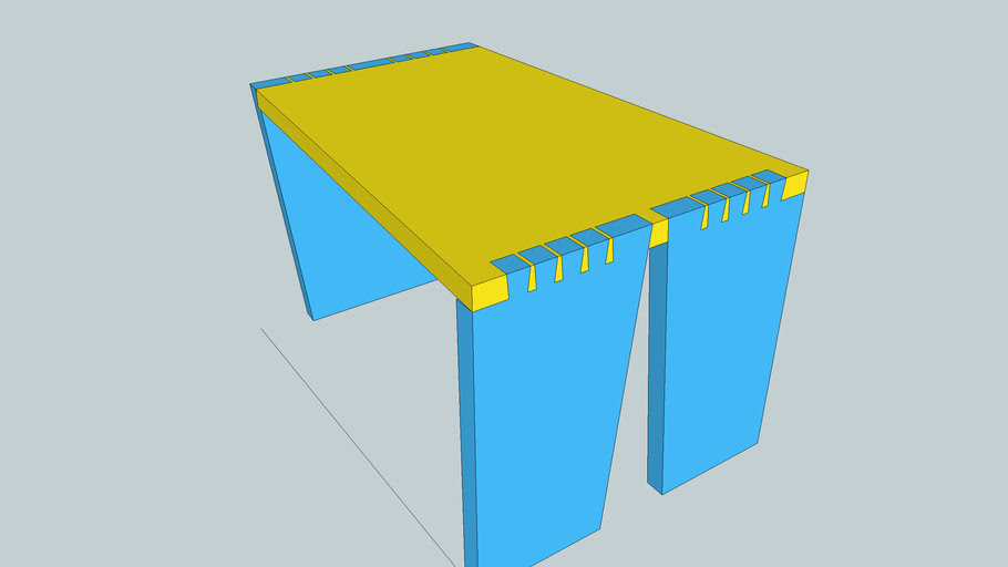 Variation on Little Bench - PC