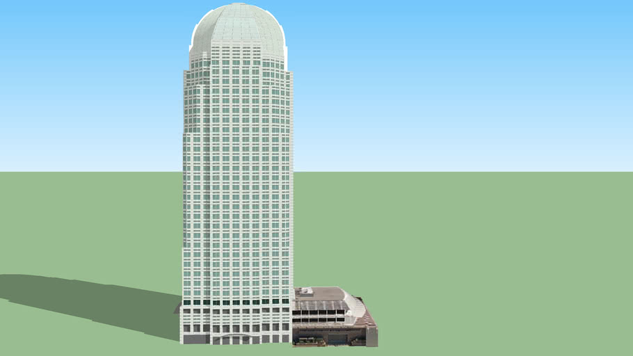 The Wachovia Building