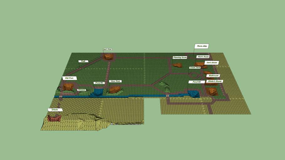 Nick's Map