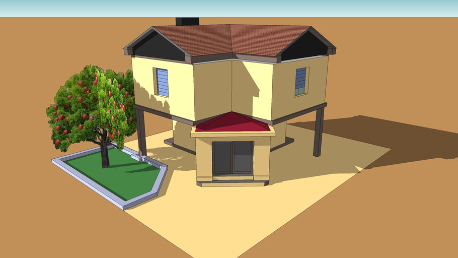 Stilt house style