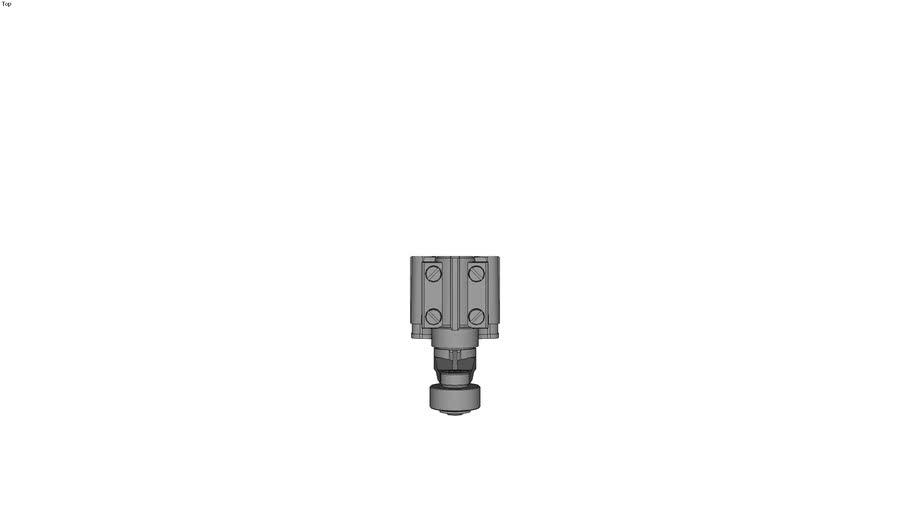 Z/T 335 - roller lever H