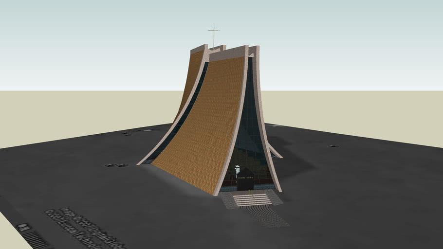 路思義教堂(Luce Chapel)
