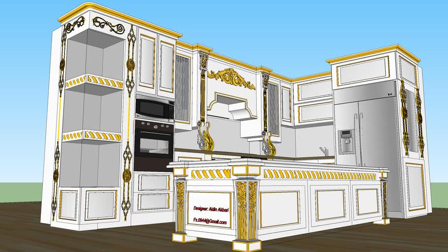 Kitchen Classics Cabinets 3d Warehouse