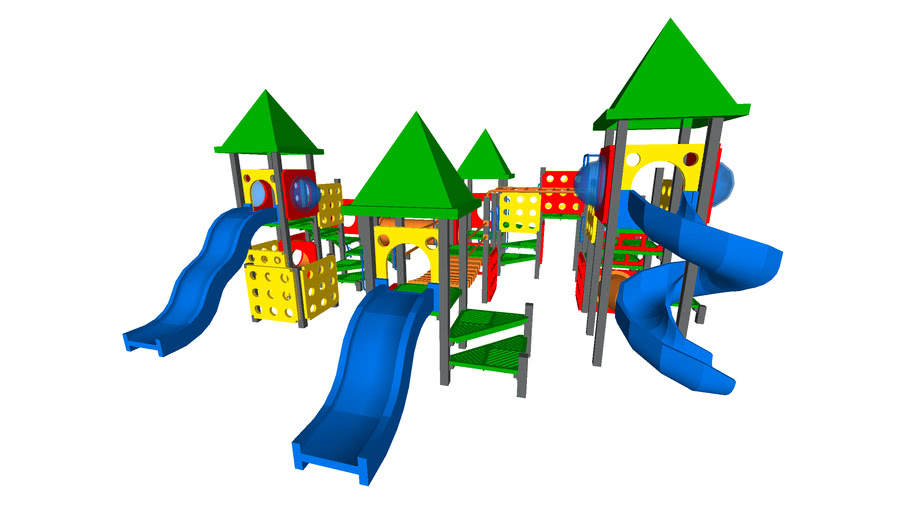 Play Grow Configuration - Fort Fun