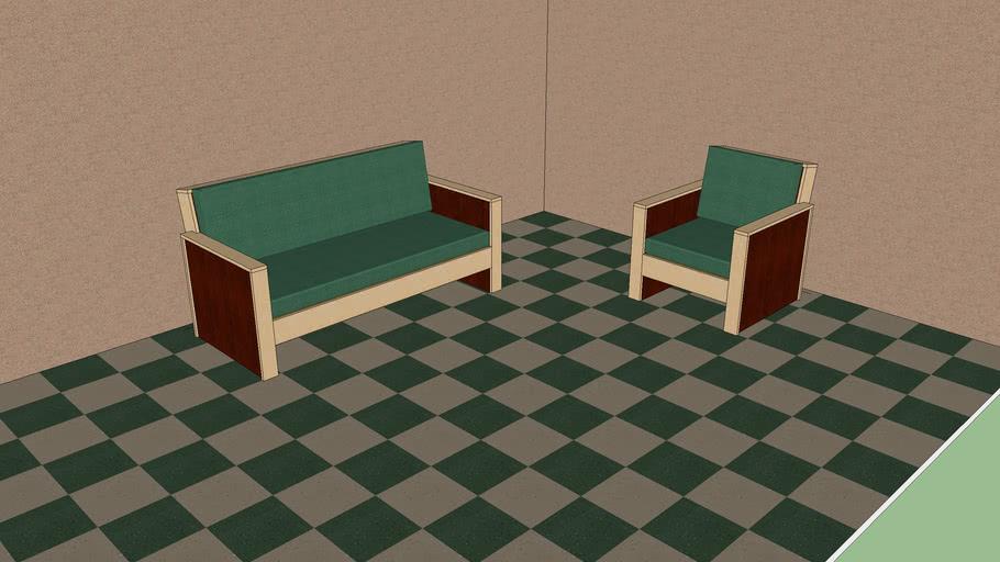 Simple Furniture (639 Kb)
