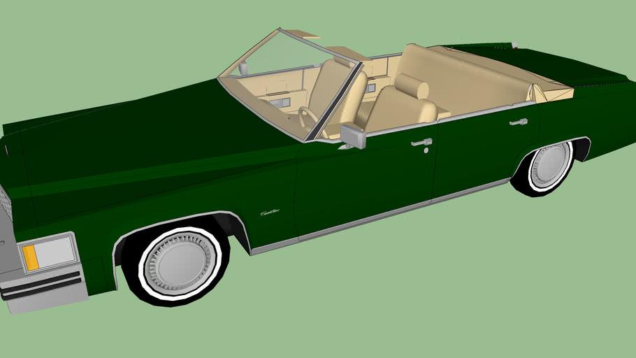 1977 Cadillac Hollywood