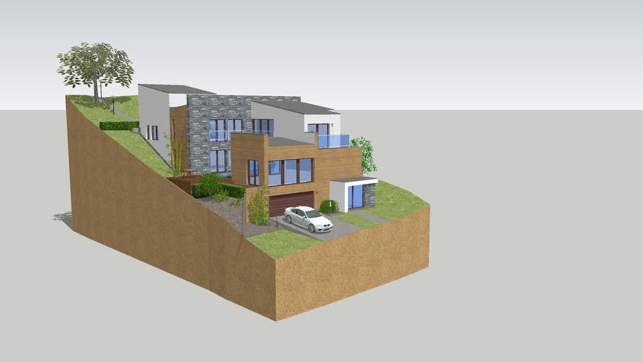 Rodinný dům MTprojekt Nové Strašecí / Family House