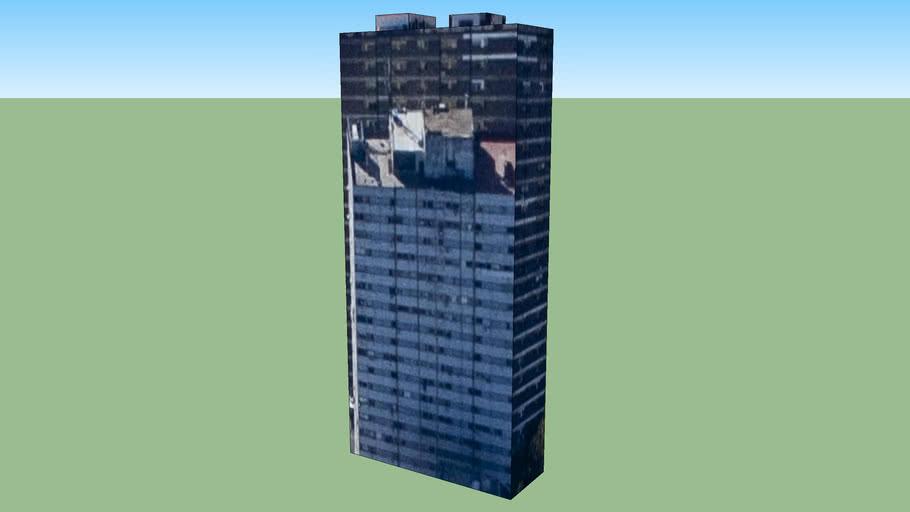 Edificio en Ciudad Autónoma de Buenos Aires, Capital Federal, Argentina
