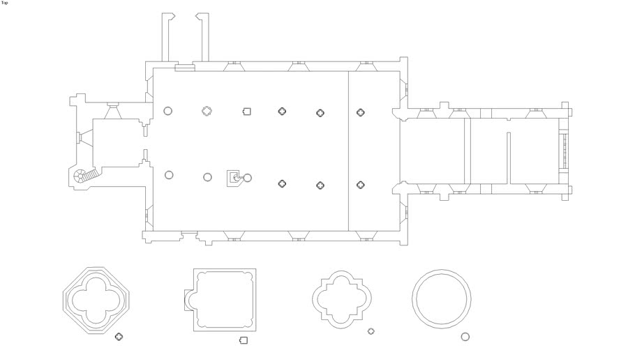 Church Layout