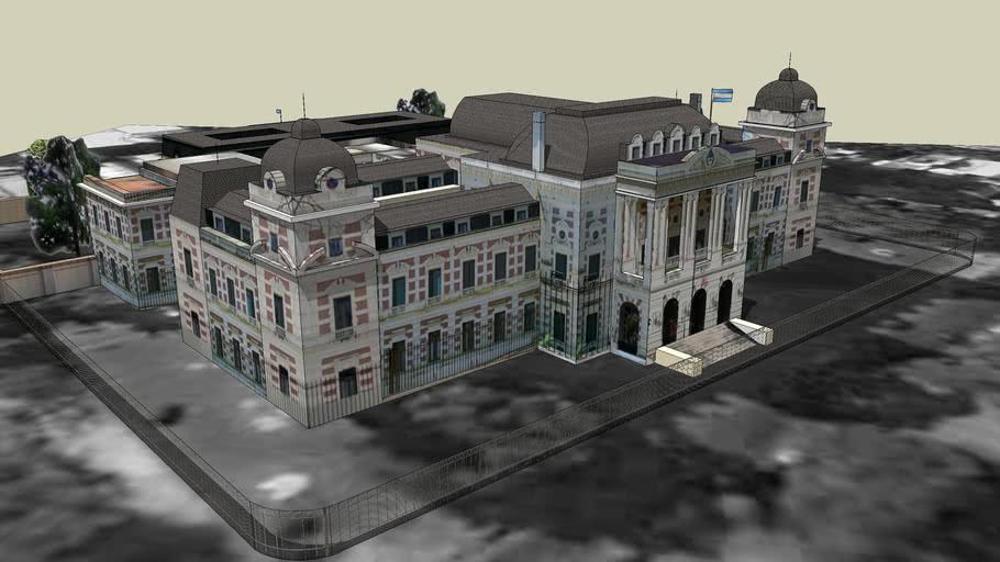 Casa de Gobierno de la Provincia de Buenos Aires