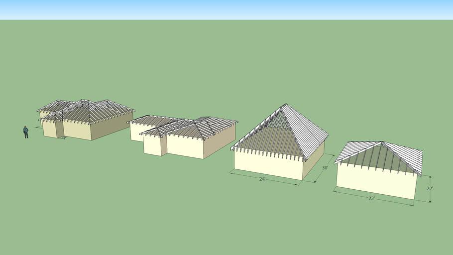 Hip Roof Demo