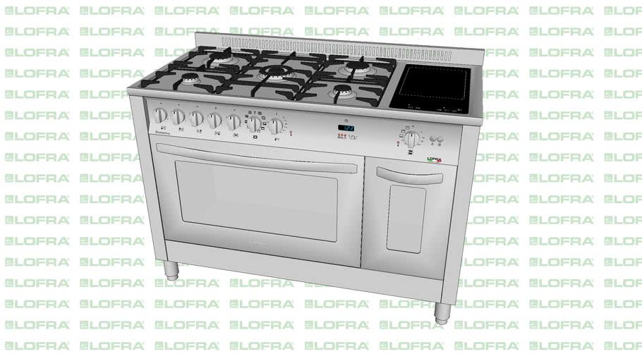 Fogao Lofra PD126MFE - LOFRA