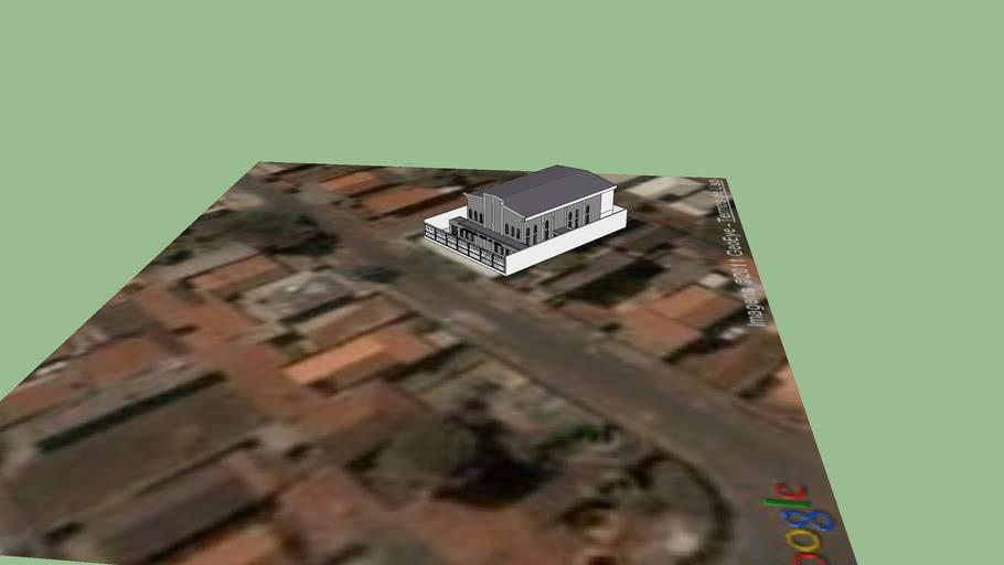 Congregação Cristã no Brasil - Parque Ester- Cosmópolis SP
