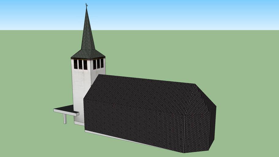 Ev. Kirche in Spellen