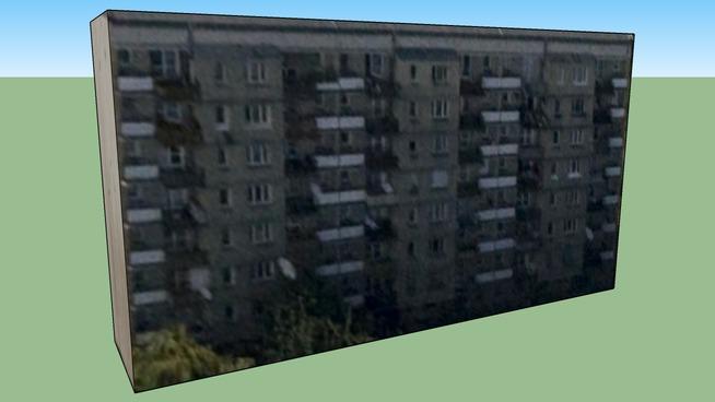Épület itt: Warszawa, Lengyelország
