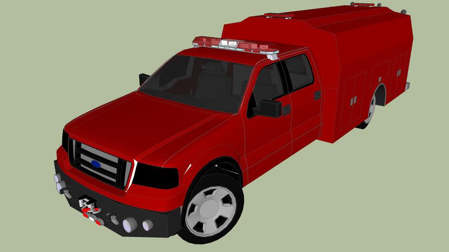 F-150 Light Fire Rescue
