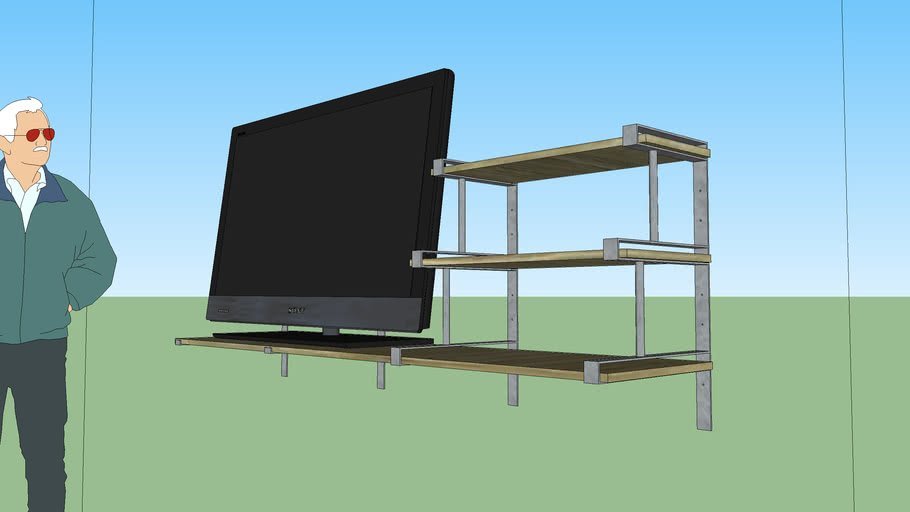 TV Shelf v5