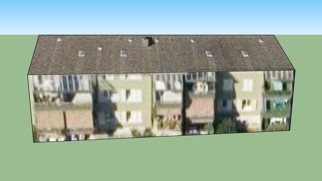 Ēka adresē Cīrihe, Šveice