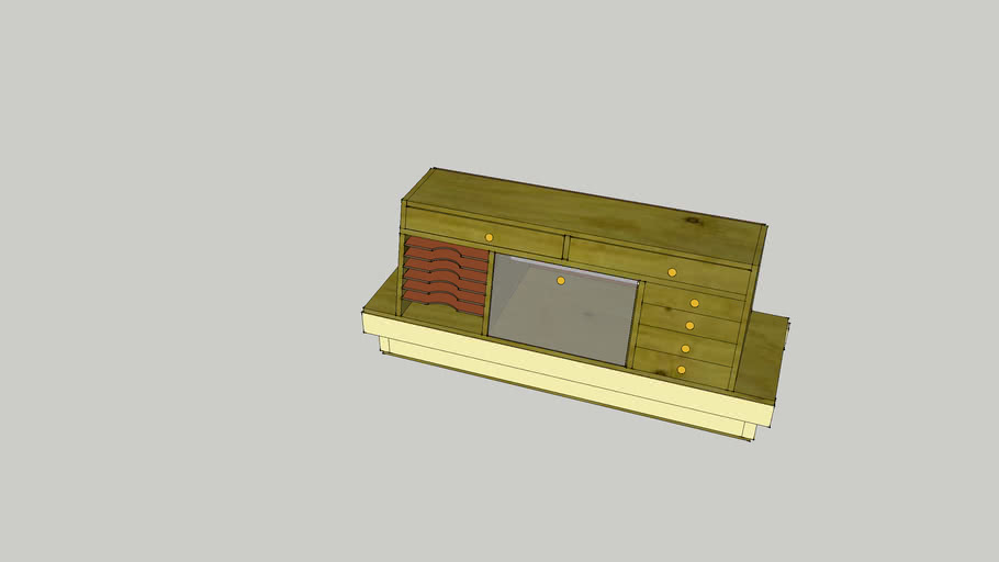 Lathe Cabinet