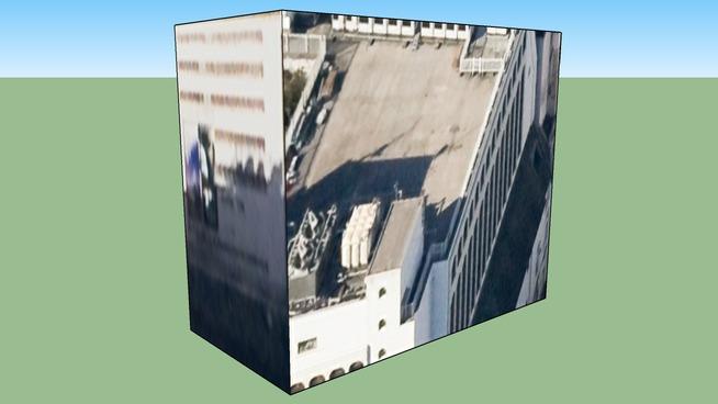 Building in 〒163-1515