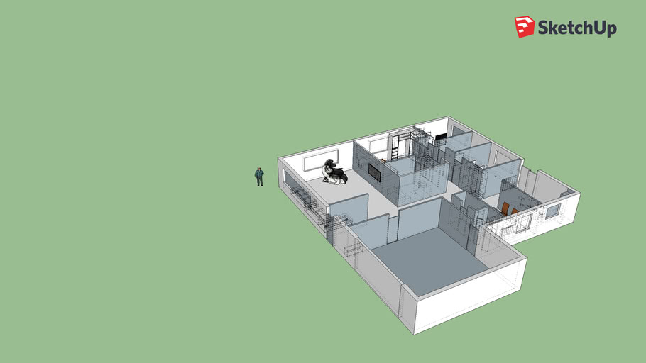 2000 sq ft house