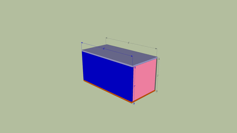 Just a Box maybe 3D