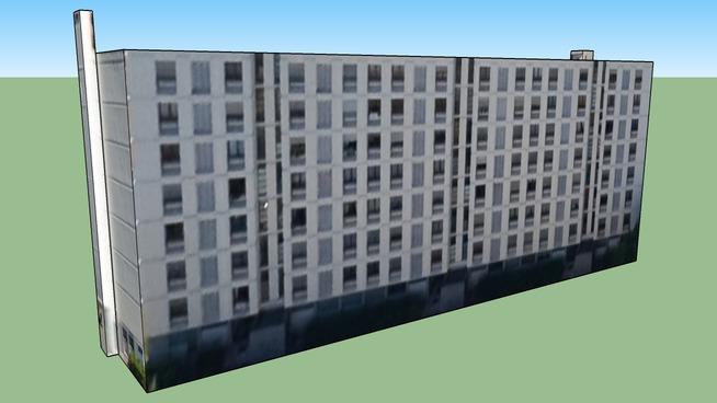 Bâtiment situé Lyon, France