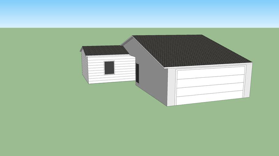 Tribute Homes Model 3D